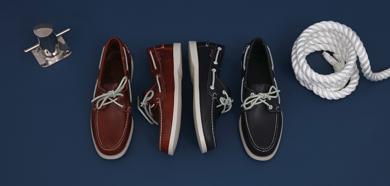 Sebago Boatshoes for Men