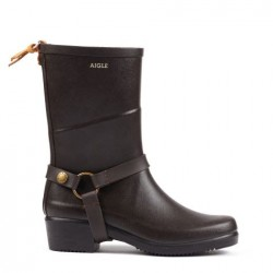 Aigle Miss Julie Brun Bottillons