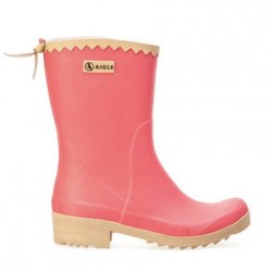 Aigle Victorine Bottillon Bubblegum