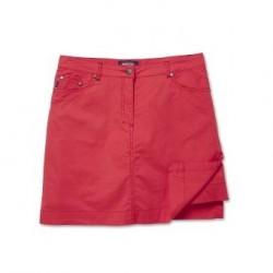 Classic Skort Summer Red