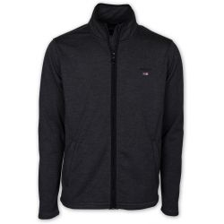 Sebago Niclas Fleece Jacket Black