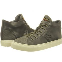 BEVER Suede Dark grey