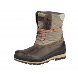 GRETA Leather/Nylon Tundra
