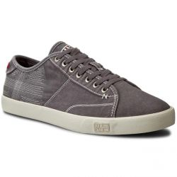 Napapijri Asker Canvas Vulcan Dark Grey