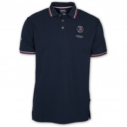 PORT POLO PIQUE NAVY