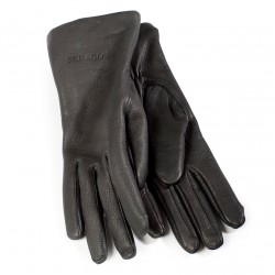 DEERSKIN GLOVES FW Black