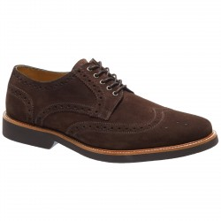 Sebago Tarraco Dark Brown Suede