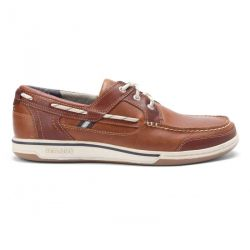 Sebago Triton Three-Eye British Tan/Brown