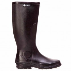 Aigle Rboot Botte Noir