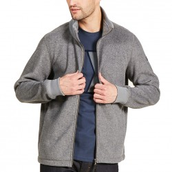 BRENTLEY HEATHER GREY/INDIGO B