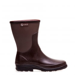 Aigle Rboot Bottillon Brun/Taupe