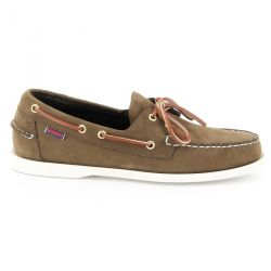 DOCKSIDES Dark Brown Nubuck