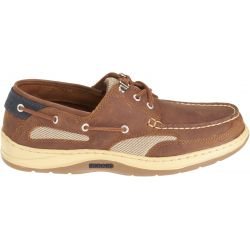 Sebago Docksides Clovehitch II FGL Waxed Walnut