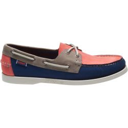 DO H WS B720402 NAVY/CORAL/TAN