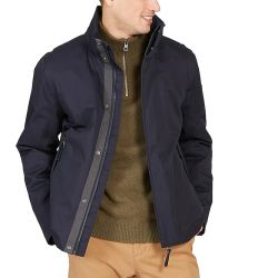 Aigle Darbes Jacket Dark Navy