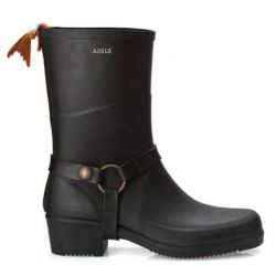 Aigle Miss Julie Bottillon Noir
