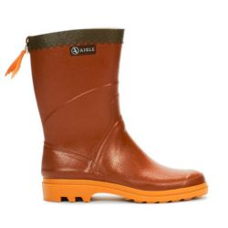 Aigle Bison Men Ambre