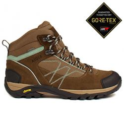 Aigle Mooven Mid W Gore-Tex Dark Brown/Agave