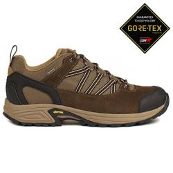 Aigle Mooven Low Gore-Tex Dark Brown/Beige