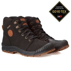 Aigle Tenere Light Gore-Tex Leather Black