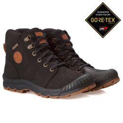 Aigle Tenere Light Gore-Tex Leather Black