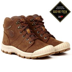 Aigle Tenere Light W Gore-Tex Leather Camel