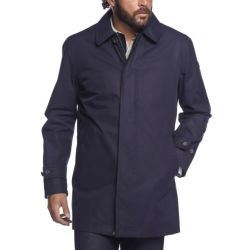 Aigle Raincoat Midnight