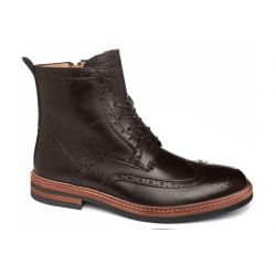 Sebago Wilson Boot FGL Dark Brown