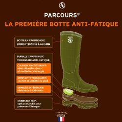 PARCOURS 2 B; BRONZE