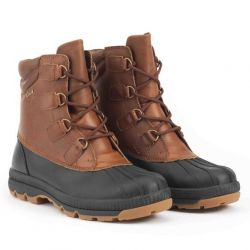 Aigle Tenere Warm Brown Leather