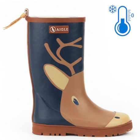 Aigle Woodypop Fun Renne