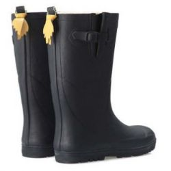 Aigle Woodypop Fur Marine