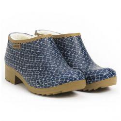 Aigle Victorine Sabot Fur Gridy