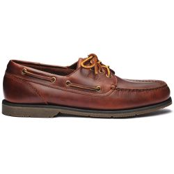 Sebago Docksides Foresiders Brown Gum