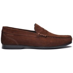 BYRON SUEDE Brown