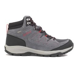 Aigle Vedur Mid Grey/Red