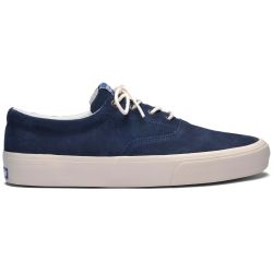 JOHN SUEDE MEN Blue Navy