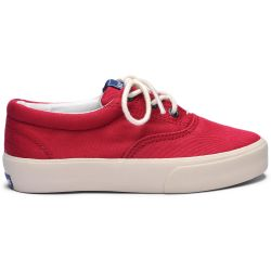 Sebago Docksides John Kids Red