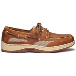 Sebago Docksides Clovehitch II FGL Waxed Brown Tan