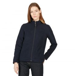 Aigle Granfleece Dark Navy/Heather