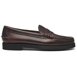 Sebago Citysides Dan Waxy Polaris Dark Brown