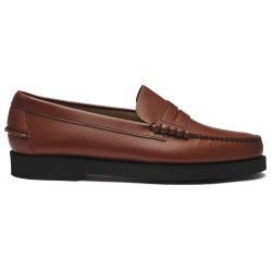 Sebago Citysides Dan Rice Polaris Brown Cognac