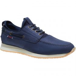 Sebago Jude Four Eye Boat Navy