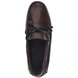 Sebago Tirso Tie Dark Brown