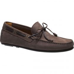 Sebago Tirso Tie Tumbled Dark Brown