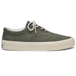 JOHN ZEN CANVAS Green Military