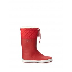 Aigle Giboulee Rouge