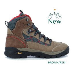 TARVISIO 2 Brown/Red