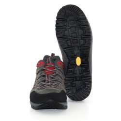 BREST Low Anthracite/Red