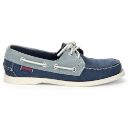 Sebago Docksides Lady Navy/Blue Nubuck